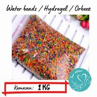 1 Kg Water Beads / hydrogel / orbeez / waterbead / hidrogel MIX