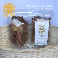 Daun Cengkeh Kering 10 gram (Daun Cengkih / Syzygium Aromaticum)