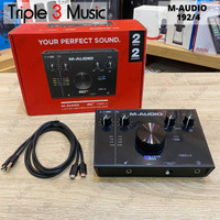 M-Audio AIR 192 X 4 USB Soundcard 2in 2out