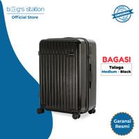 Bagasi Talaga Koper Hardcase Medium/26 Inch - Black