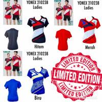 MURAH Baju Badminton Bulutangkis Cewek Yonex Grade Ori Import 21023B