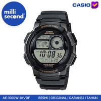 CASIO GENERAL AE-1000W-1AVDF/AE1000W-1AV ORIGINAL & GARANSI RESMI