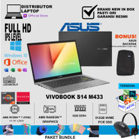 ASUS VIvoBook S14 M433IA-EB704TS AMD Ryzen 7 4700U 8GB 512GB SSD W10