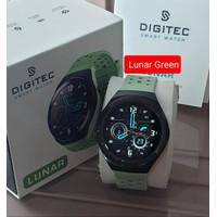 Jam Tangan Digitec Lunar - Digitec Lunar Green - Digitec Smartwatch