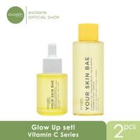 Avoskin Your Skin Bae Vitamin C Set (YSB Toner & Serum Vitamin C)