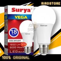Surya Lampu LED Bulb VEGA 18 Watt (Garansi 1 TAHUN)