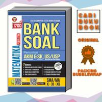 Buku 1700 Bank Soal SMA MATEMATIKA/FISIKA/KIMIA/BIOLOGI/B. INGGRIS/EKO - MATEMATIKA SMA
