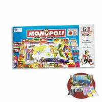 Mainan MONOPOLI GB