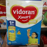 Vidoran Xmart 1+ Rasa Madu 950gr Susu Bubuk Anak Bayi 1 Tahun 950g