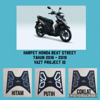 Karpet Motor Terbaik Beat Street ESP Tahun 2016 - 2019