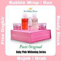 Cream Glowing Paket Baby Pink - Babypink Skincare Original BPOM HALAL