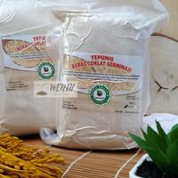 Tepung Beras Coklat Germinasi Gluten Free MPAsi Ikarie Organic 1 kg