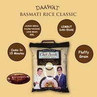 Beras Brasmati Daawat CLASSIC Panjang Basmati Rice 5kg Nasi India