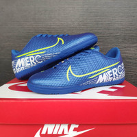 Sepatu Futsal Anak / Junior Nike Size: 34-38 - 34, Biru