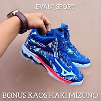 Sepatu Voli Mizuno wave lightning z Sepatu Volly volley pria Sepatu Mi