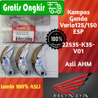 Kampas ganda vario 125 / 150 / PCX AHM asli - VARIO125/150-K3