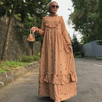 baju muslim dress wanita gamis syari 001