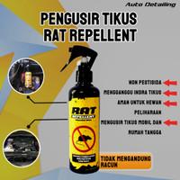 Pengusir Tikus Mobil Cairan Anti Rat Spray Paling Ampuh