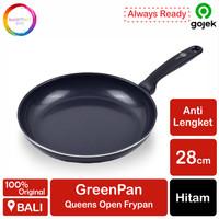 GreenPan Queens Open Frypan 28 cm