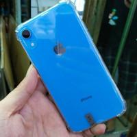Iphone X XS XR XS max soft case silikon anti crack shock clear
