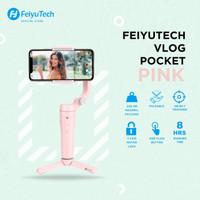 Feiyu VLOG Pocket Handheld Gimbal For Smartphone PINK - Resmi
