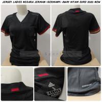 Jersey Ladies Jerman Away Kit 2020-21-22-dst Baju Bola Cewek Tandang