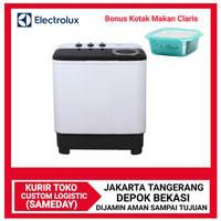 ELECTROLUX Mesin Cuci 2 Tabung 10kg LOW WATT EWS11261WA