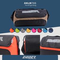 Tas Travel Pakaian Zigger ZG 1893 - Gymbag / Travel bag / Tas olahraga