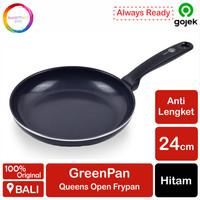 GreenPan Queens Open Frypan 24 cm