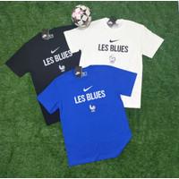 Baju Kasual Pria Tim Perancis - S