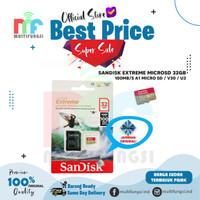 ORIGINAL SANDISK EXTREME MICROSD 32GB 100MB/S A1 MICRO SD / V30 / U3