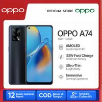 Oppo A74 [6/128]GB RAM 6GB ROM 128GB Garansi Resmi