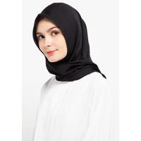 L.tru Instant Headwear LONG CAPUCHON BLACK
