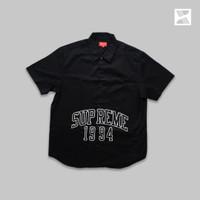 Supreme SS20 Arc Logo S/S Work Shirt 100% Original
