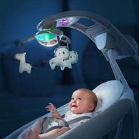 Ingenuity Swing Cradle/Bouncer Bayi/Ayunan Electrik/Kursi Getar Bayi