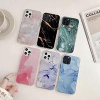 Case Iphone 12 PRO MAX Case Motif Marmer Casing Gambar High Quality