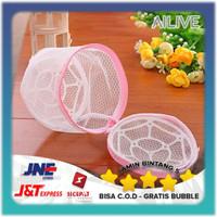Laundry Bra Bag Underwear / Kantong Cuci Pakaian Keranjang Bra Celana
