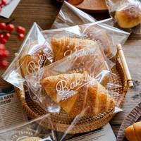 Kantong Plastik OPP roti / Kemasan roti bakery