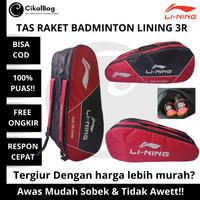 Tas Raket Badminton Lining