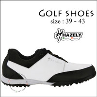 Sepatu Golf Pria Hazely Kulit Sapi Asli