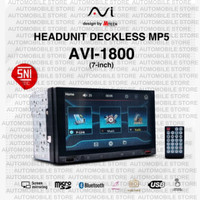 AVI Head Unit Universal Mirrorlink Android Capasitive Mobil