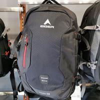 Eiger Wanders Laptop Backpack 30L - Black / Tas Laptop