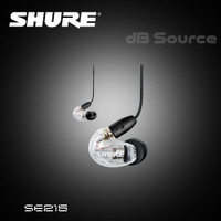 Shure SE215 Sound Isolating Earphones with Mic / Shure SE 215