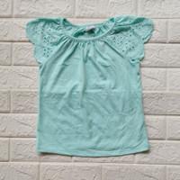 Baju atasan anak perempuan cewe branded original wonder nation tosca