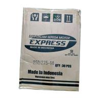 Ban Dalam Motor 1 Dus 250/275 - 14 Express 30 Pcs/ Campur