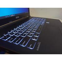 MSI GL62M Core i7 Gen7 Nvidia GTX1050 RAM 8GB Laptop Gaming Second ROG