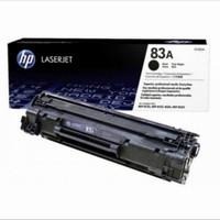 Toner Laserjet HP 83A Black Original (CF283A)
