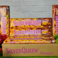 silverqueen 65 gram box isi