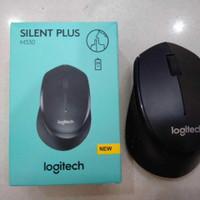 habisin stok!!!! mouse m330 m330 wireless silent plus-hitam