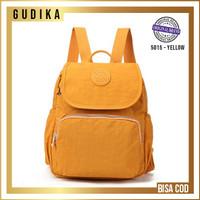 Tas Ransel GUDIKA Bag 5015 Ransel Cewek Laptop Original Import Batam